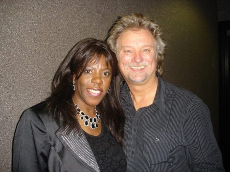 with Jaki Graham