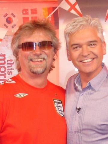 with Phillip Schofield