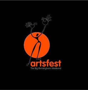 Artsfest Birmingham Cd Front (1)